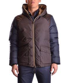 DUVETICA Duvetica Men'S Mcbi109004O Brown Polyamide Outerwear Jacket'. #duvetica #cloth #coats & jackets