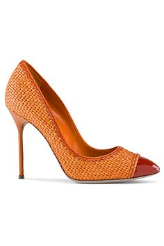 Sergio Rossi - Cruise Shoes - 2013