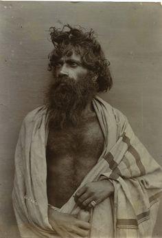 Toda+Tribal+Man+-+India+1890%27s.jpg (622×913)