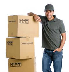 Moving your home gym equipment.