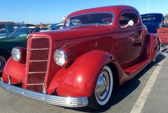 Sweet 35 Ford coupe