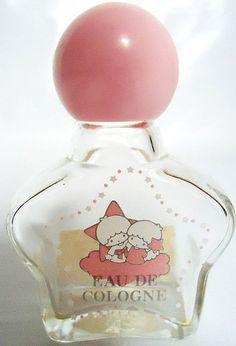 Vintage Little Twin Stars Perfume Bottle
