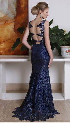 isabella narchi vestido azul com renda