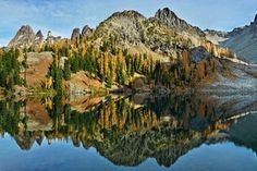 Fall Hikes in WA
