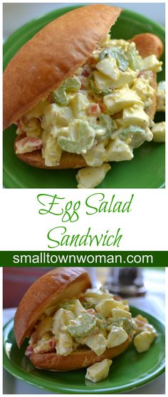 This egg salad recipe is so simple and so delicious.  Even your darling son could make it!  You are going to love it so much that you may need to invest in a couple of chickens!  Chock full of protein it is sure to curve your hunger!