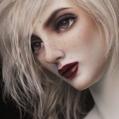 Dollshe Ausley by SDink, via Flickr