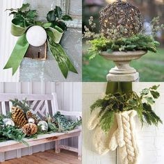 21 Best Outdoor winter decorating ideas images   Christmas ...