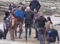 Filming kicks off in Zumaia & MAJOR SPOILERS leak out despite tight security (UPDATED) | Watchers on the Wall | A Game of Thrones Community for Breaking News, Casting, and Commentary