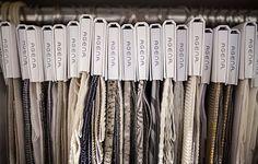 Tirelle tessuti nuove collezioni 2014/2015