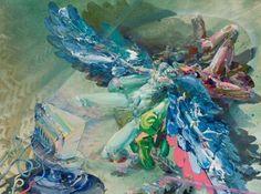 Michael Rittstein - Život začíná v šedesáti University, Artist, Painting, Stones, Artists, Painting Art, Paintings, Painted Canvas, Community College