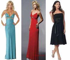 Modelos de Vestidos Sociais para Eventos Especiais