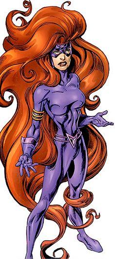 Medusa - Marvel Comics - Inhumans - Fantastic Four