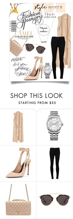 """""""Polyvore necklace"""" by zerinafe ❤ liked on Polyvore featuring Industrie, Calvin Klein, Tom Ford, Citizens of Humanity, Zara, Christian Dior, contestentry and styleinsider"""