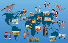 world heritage site symbol - Google Search