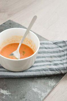 Tomaten Kokos Kikkererwten Soep