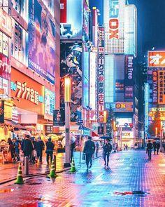 Яркая Япония в фотографиях Наохиро Яко (66 фото) » Картины, художники, фотографы на Nevsepic