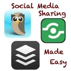 3 Easy Ways to Share on Social Media, and Why You Should be Doing It  http://www.JenniferHerndon.com ~ for more online business tips