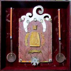 Raimundo Rodriguez Caixa de 60 X 60 X 10 cm 2013