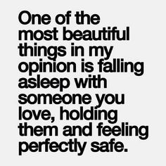 One of the most beautiful things