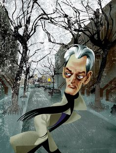 Paul Auster by André Carrilho, via Flickr
