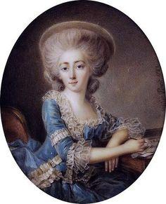 la marquise de Montesson (Charlotte-Jeanne Béraud de La Haye de Riou)