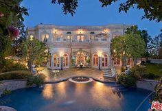European-inspired Beverly Hills mansion