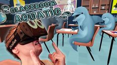 BECOME THE DOLPHIN | Classroom Aquatic