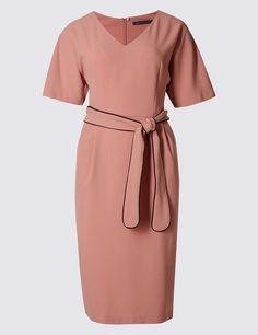 Image result for ladies work shift dress