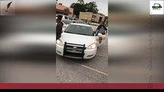 Florida Cop Attempts to Arrest Black Man for Crossing the Street. #IShit...