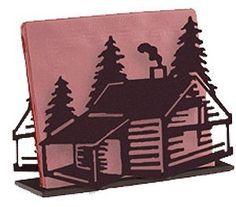 Log Cabin Napkin Holder Lazart http://www.amazon.com/dp/B00BTKWTE0/ref=cm_sw_r_pi_dp_jfpmvb0CKHV4M