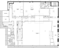 Kitchen Floor Plan kitchen layout planner | restaurant planning, design, & commercial