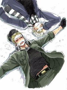 Germany and Prussia bro time