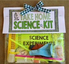 Is Your Child Interested In Science Experiments? You Have To Take A Look At These Diy Science Kits For Kids. Best 11 Homemade Science Kits To Keep The Kids Busy. Fun Activity For Preschoolers, Kindergartners And Elementary School Kids. Science Kits For Kids, Preschool Science, Science For Kids, Science Fun, Science Labs, Elementary Science, Physical Science, Science Education, Earth Science