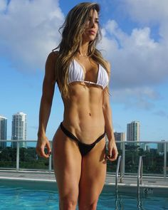 A picture of Anllela Sagra. This site is a community effort to recognize the hard work of female athletes, fitness models, and bodybuilders. Fitness Models, Fitness Women, Anllela Sagra, Ripped Girls, Muscle Girls, Moda Fitness, Fitness App, Fitness Diet, Mannequins