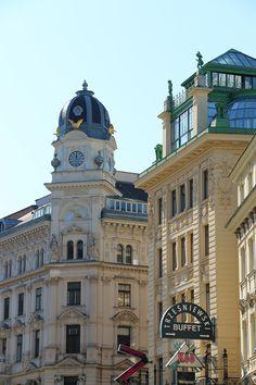 Vienna Austria, San Francisco Ferry, Notre Dame, Architecture, Building, Photography, Vienna, Europe, Austria