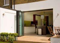 Monterey Series Bi-Folding Glass Wall System on Architizer
