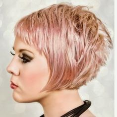 red pixie short hair bohemian styles - Google Search