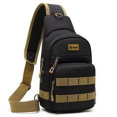 ca0a5f35b5 Men Oxford Casual Crossbody Shoulder Bag Travel Bag
