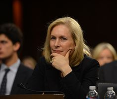 Sexism In The Senate?  Kirsten Gillibrand, Do Tell... by Anita Finlay -- should Senator Gillibrand name her Senate harassers?  What say you?