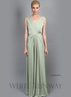 pistachio dress - Soft Summer