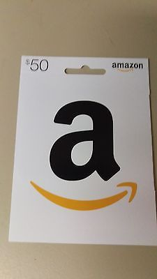 #Coupons #GiftCards $50 Amazon Gift Card No Expiration Fast Shipping #Coupons #GiftCards