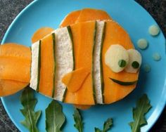 healthy and funny meals - Nimo