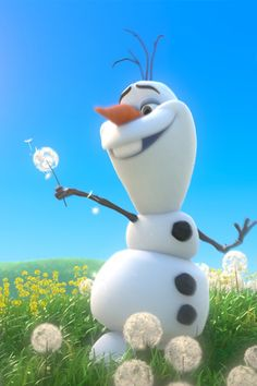 Anna or Elsa? Olaf or Sven? You're about to find out. I got Olaf! Olaf Frozen, Disney Frozen Olaf, Disney Pixar, Frozen Movie, Disney Animation, Disney Magic, Disney Art, Disney Movies, Disney Characters
