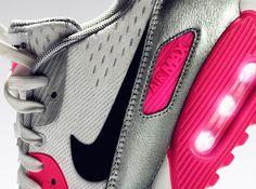Nike Air Max 90 Essential Original Preto Tênis Nike Bord
