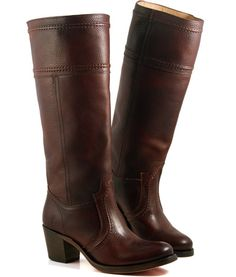 FRYE JANE ...have been wearing nearly daily since I bought them..Comfort, style and fun!