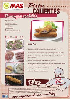 Flamenquín cordobés Pork Recipes, Diet Recipes, Healthy Recipes, Latin Food, Spanish Food, Fajitas, Diy Food, Food And Drink, Yummy Food