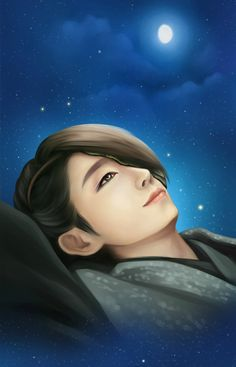 Prince Wang so Wanna see the stars that shine only in the goryeo Joon Gi, Lee Joon, Drama Korea, Korean Drama, Baekhyun Moon Lovers, Lee Jong Ki, Moon Lovers Drama, Scarlet Heart Ryeo, Kdrama