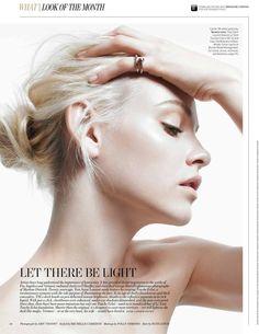 Ginta Lapina for W Magazine