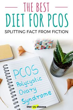 PCOS is one of the most common hormonal disorders in the developed world. In fact, it's thought to affect almost 7% of pre-menopausal women in the US. But there is surprisingly limited information on how to treat it naturally. This article explores the best diet for PCOS, as based on scientific evidence. #health #diet #pcos #nutritionist