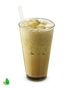 Truvia Blended Iced Coffee - Iced is nice all year round. This recipe contains 92% less sugar than the sugar sweetened version.